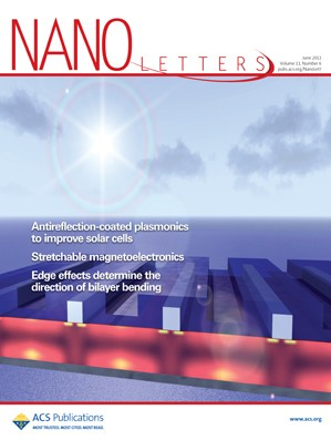 Nano Letters: Volume 11, Issue 6