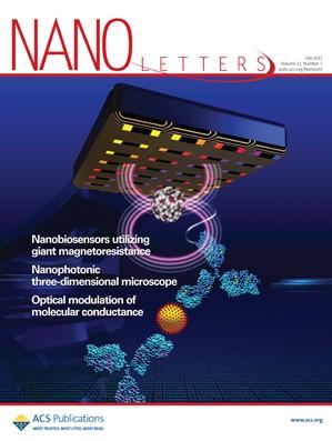 Nano Letters: Volume 11, Issue 7