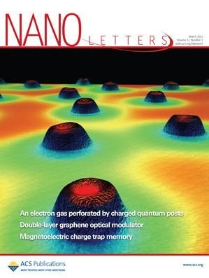 Nano Letters: Volume 12, Issue 3
