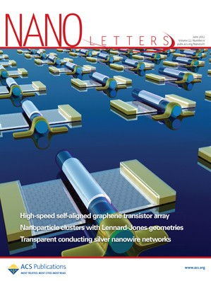 Nano Letters: Volume 12, Issue 6
