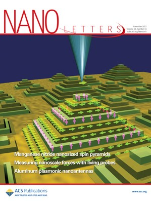 Nano Letters: Volume 12, Issue 11