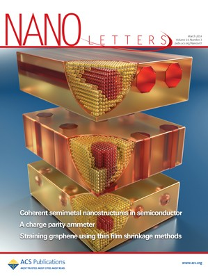 Nano Letters: Volume 14, Issue 3