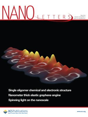Nano Letters: Volume 14, Issue 5