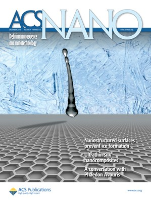 ACS Nano: Volume 4, Issue 12