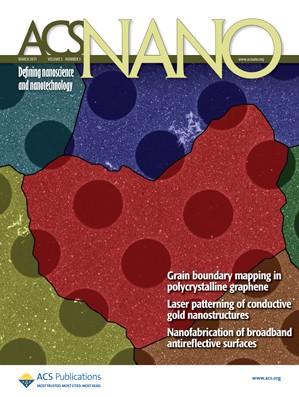 ACS Nano: Volume 5, Issue 3