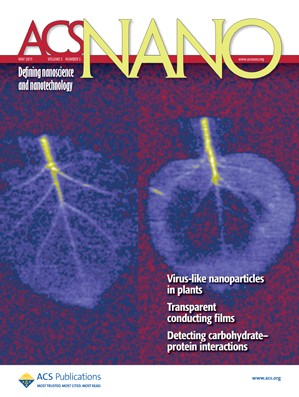 ACS Nano: Volume 5, Issue 5
