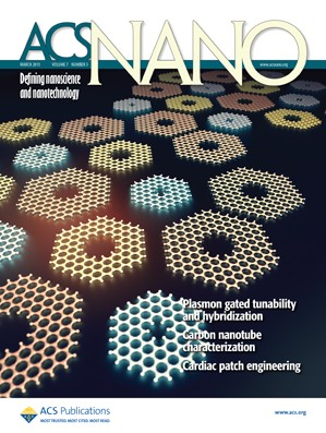 ACS Nano: Volume 7, Issue 3