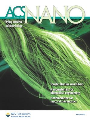 ACS Nano: Volume 7, Issue 4