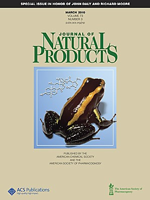 Journal of Natural Products: Volume 73, Issue 3