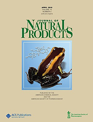 Journal of Natural Products: Volume 73, Issue 4
