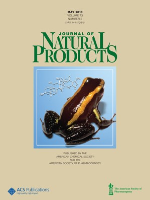 Journal of Natural Products: Volume 73, Issue 5