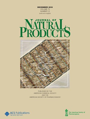 Journal of Natural Products: Volume 73, Issue 12