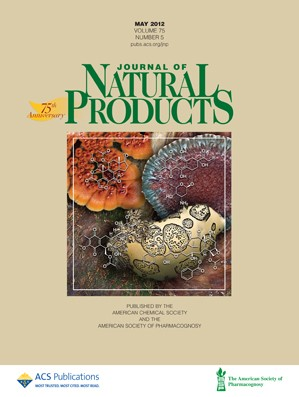 Journal of Natural Products: Volume 75, Issue 5