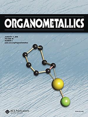 Organometallics: Volume 29, Issue 1