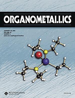 Organometallics: Volume 29, Issue 2