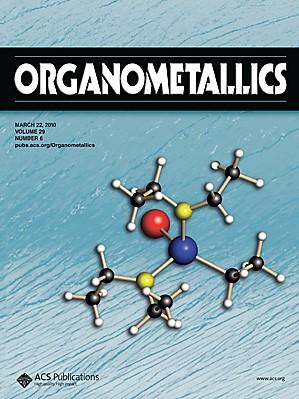Organometallics: Volume 29, Issue 6