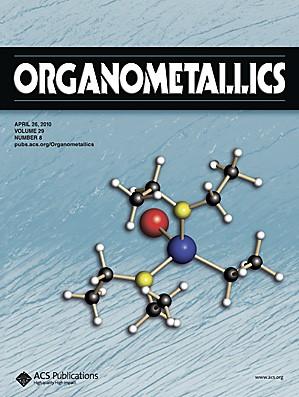 Organometallics: Volume 29, Issue 8
