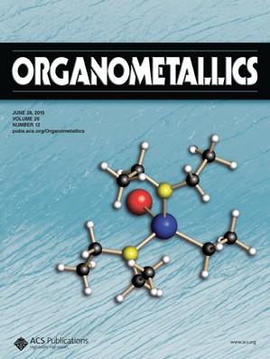 Organometallics: Volume 29, Issue 12