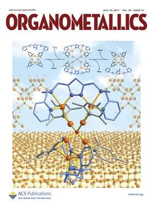 Organometallics: Volume 30, Issue 14