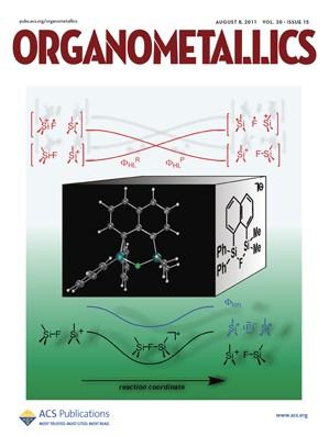 Organometallics: Volume 30, Issue 15