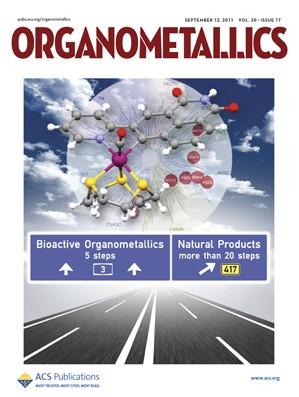 Organometallics: Volume 30, Issue 17