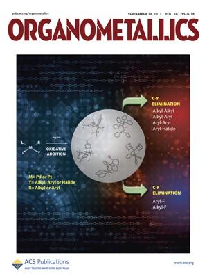 Organometallics: Volume 30, Issue 18