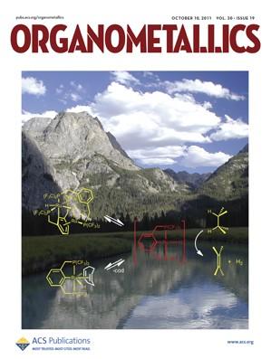 Organometallics: Volume 30, Issue 19