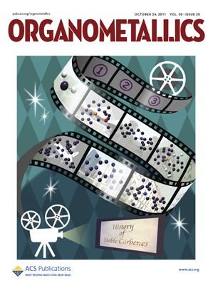Organometallics: Volume 30, Issue 20