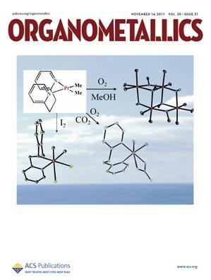 Organometallics: Volume 30, Issue 21
