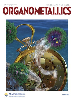 Organometallics: Volume 30, Issue 22