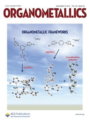 Organometallics: Volume 30, Issue 23