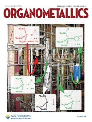 Organometallics: Volume 30, Issue 24