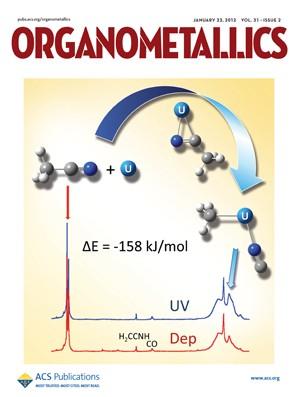 Organometallics: Volume 31, Issue 2