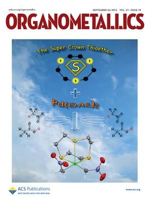 Organometallics: Volume 31, Issue 18