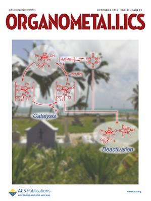 Organometallics: Volume 31, Issue 19