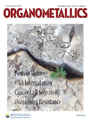 Organometallics: Volume 31, Issue 20