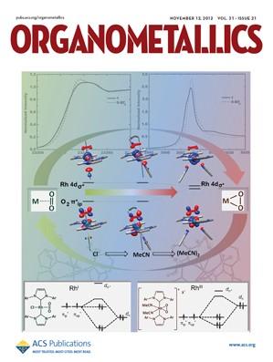 Organometallics: Volume 31, Issue 21