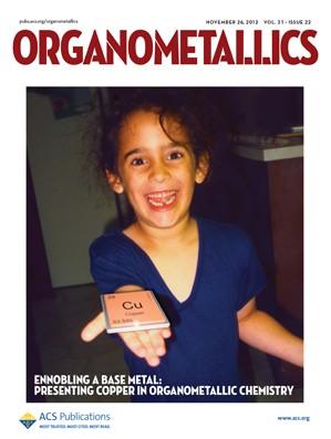 Organometallics: Volume 31, Issue 22