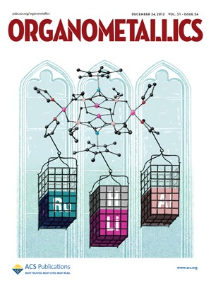 Organometallics: Volume 31, Issue 24