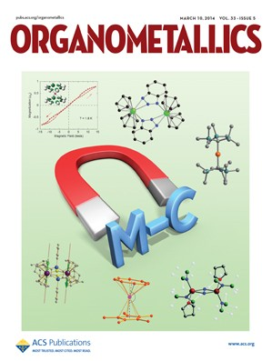 Organometallics: Volume 33, Issue 5