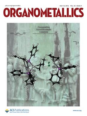 Organometallics: Volume 33, Issue 9
