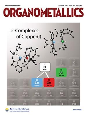 Organometallics: Volume 33, Issue 12