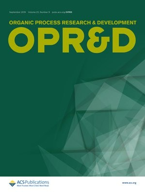 Organic Process Research & Development: Volume 23, Issue 9