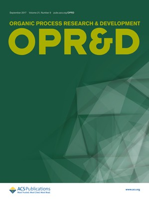 Organic Process Research & Development: Volume 21, Issue 9