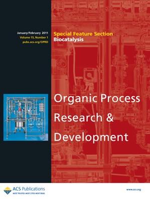 Organic Process Research & Development: Volume 15, Issue 1