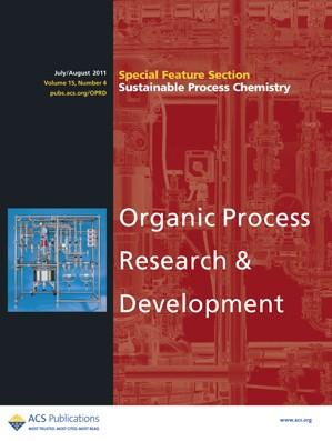 Organic Process Research & Development: Volume 15, Issue 4