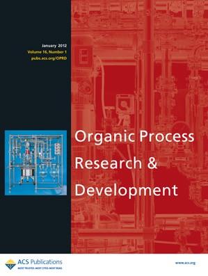 Organic Process Research & Development: Volume 16, Issue 1