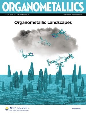 Organometallics: Volume 38, Issue 13