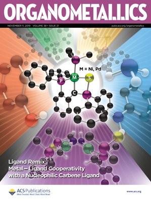 Organometallics: Volume 38, Issue 21