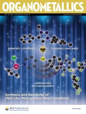 Organometallics: Volume 39, Issue 10